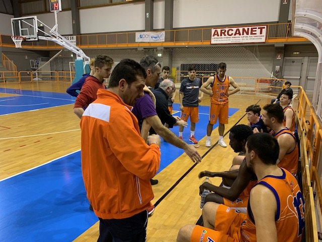 Serie D time-out Usmi